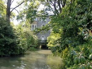 Isis Towpath_little Venice