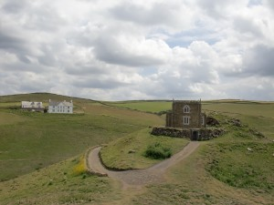 Cornwall_Doyden house and castle