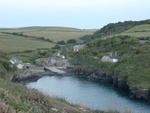 Cornwall_PortQuin from coast