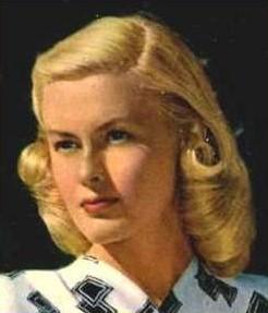 1940s Pageboy Hairstyles Deborah Burrows