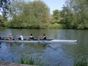 Isis Towpath_girl rowers