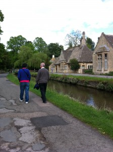 Lower Slaughter_Jo and Toby2