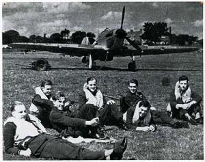 Biggin Hill pilots
