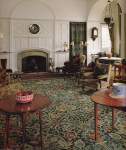 Sussex_Standen interior