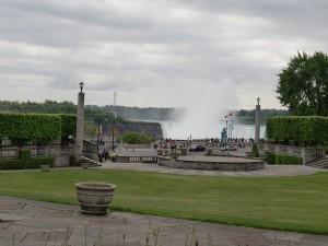 Totonto Niagara Falls PArk