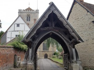 Dorchester Lych gate