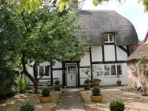 Dorchester Thatched cottage