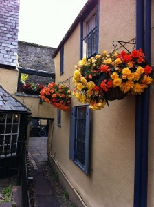 Turf flowers