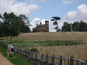 Stowe - gothic folly