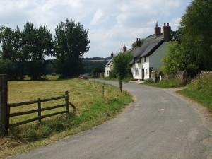 Binsey_village