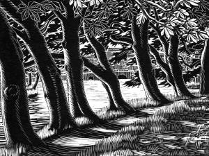 Raverat-Horse-chestnuts-at-Grantchester