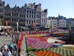 Antwerp squaare