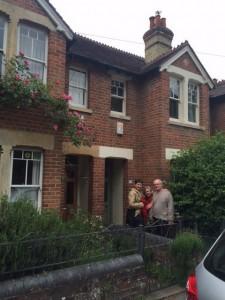 Iffley house