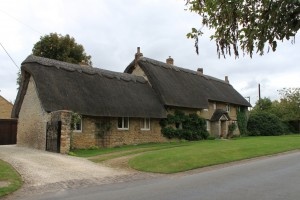 Post office and forge- Fringford (Candleford)