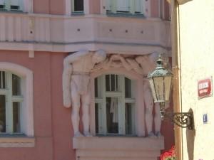 Prague deco