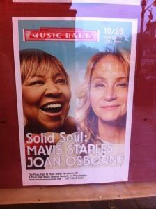 Joan poster